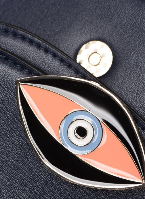 Sacs à main Essentiel Antwerp Tonino Bleu vue gauche
