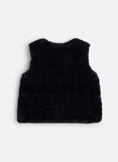 Vêtements 3 Pommes Veste 3P16022 Gris vue bas / vue portée sac