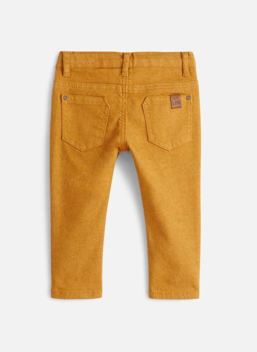 Vêtements 3 Pommes Pantalon 3P22013 Marron vue bas / vue portée sac