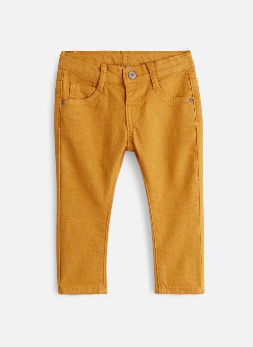 Vêtements 3 Pommes Pantalon 3P22013 Marron vue détail/paire