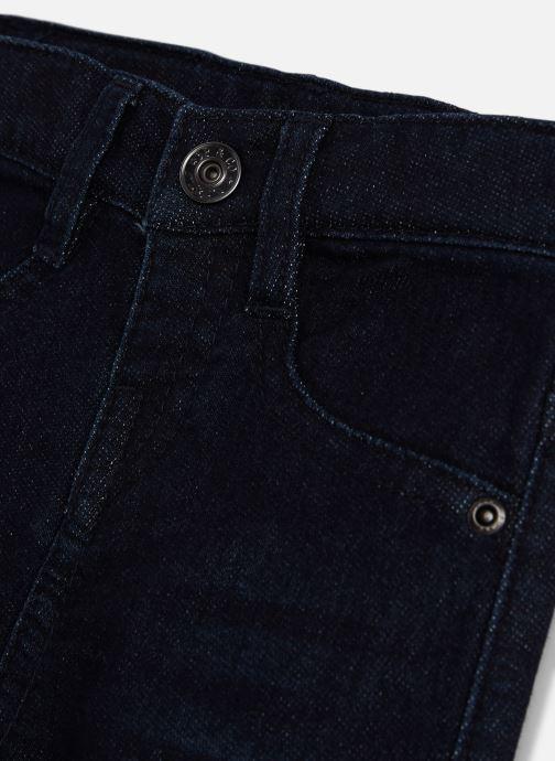Vêtements 3 Pommes Pantalon 3P22003 Bleu vue portées chaussures