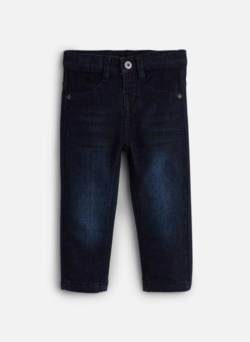 Vêtements 3 Pommes Pantalon 3P22003 Bleu vue détail/paire