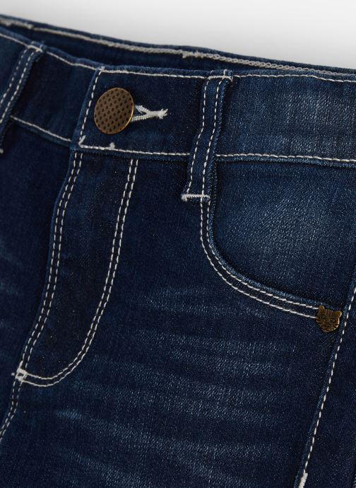 Vêtements 3 Pommes Jean 3P22054 Bleu vue portées chaussures