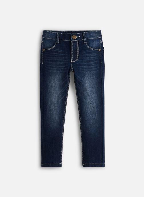 Vêtements 3 Pommes Jean 3P22054 Bleu vue détail/paire