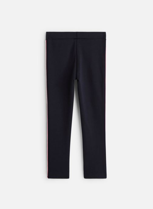 Vêtements 3 Pommes Pantalon Milano Bleu Marine Bleu vue bas / vue portée sac