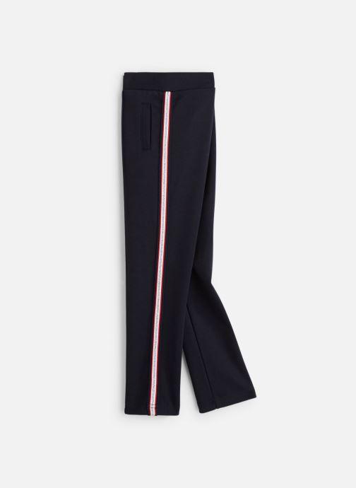 Vêtements 3 Pommes Pantalon Milano Bleu Marine Bleu vue détail/paire