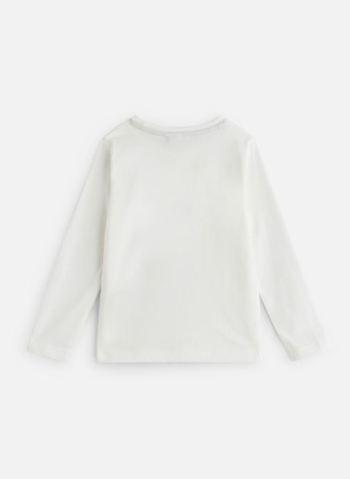 Tøj 3 Pommes T-Shirt 3P10005 Hvid se forneden