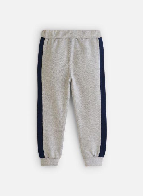 Vêtements 3 Pommes Jogging Molleton Taille Elastiquée Gris vue bas / vue portée sac