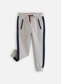 Pantalon Casual - Jogging Molleton Taille Elastiqu