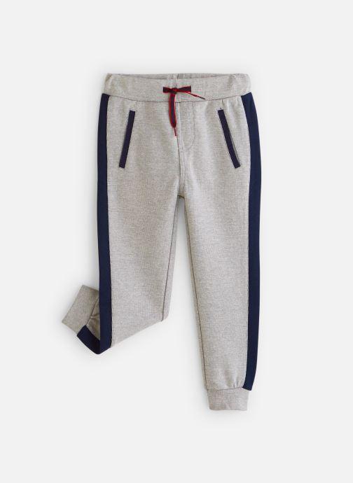 Vêtements 3 Pommes Jogging Molleton Taille Elastiquée Gris vue détail/paire
