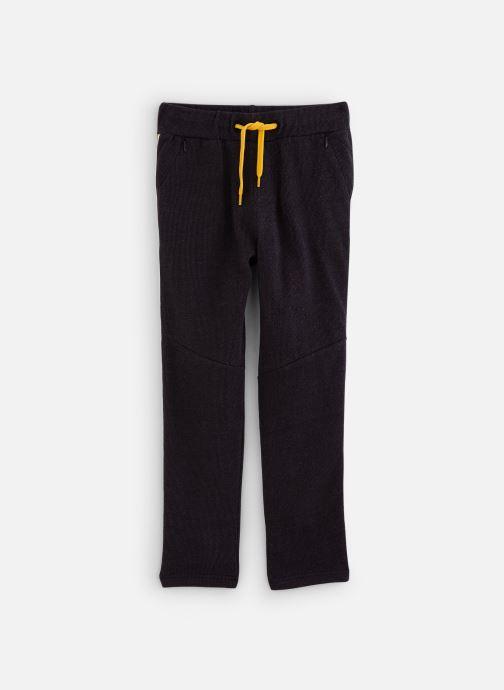 Vêtements 3 Pommes Jogging Molleton Sporty - Taille Elastiquée Noir vue détail/paire