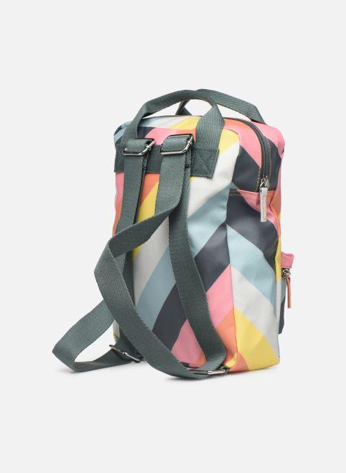 Schooltassen ENGEL. Backpack Small 22*8*28cm Multicolor rechts
