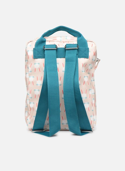 Scolaire ENGEL. Backpack Small 22*8*28cm Beige vue face