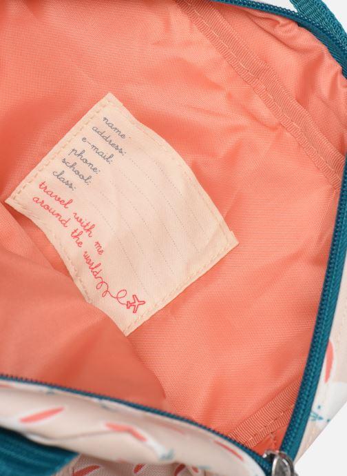 Scolaire ENGEL. Backpack Small 22*8*28cm Beige vue derrière