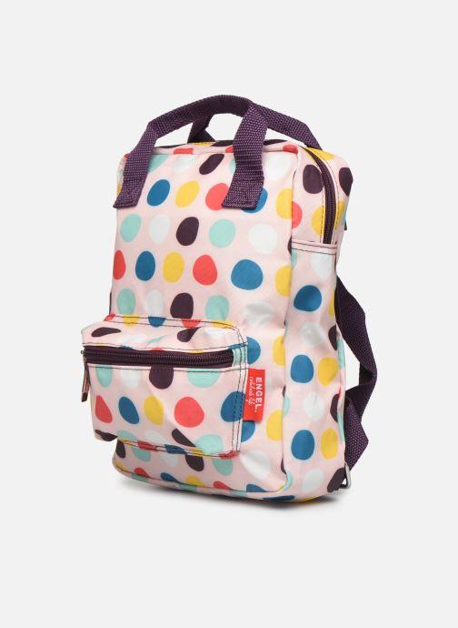 Schooltassen ENGEL. Backpack Small 22*8*28cm Beige model