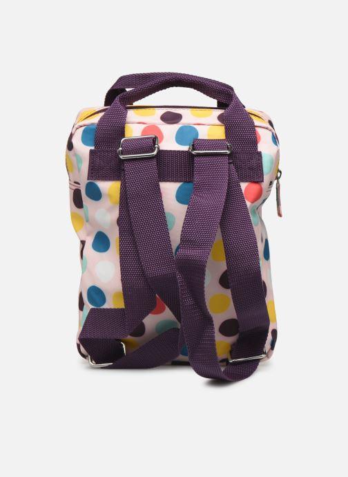 Schooltassen ENGEL. Backpack Small 22*8*28cm Beige voorkant
