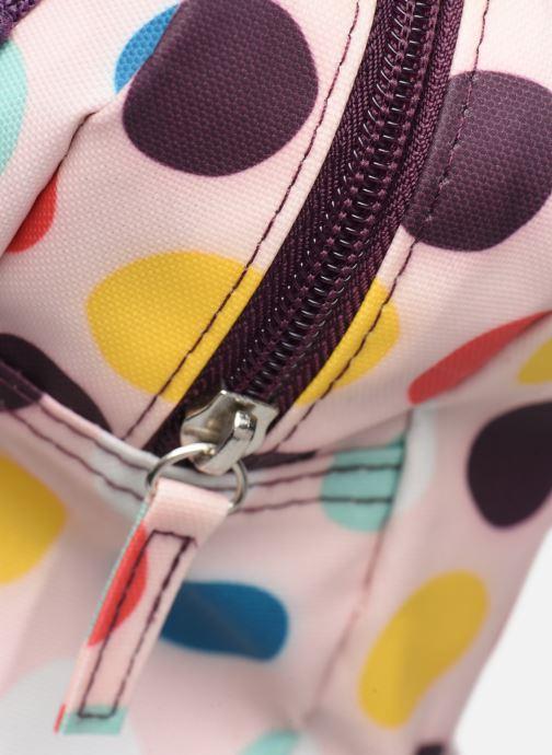 Schooltassen ENGEL. Backpack Small 22*8*28cm Beige links