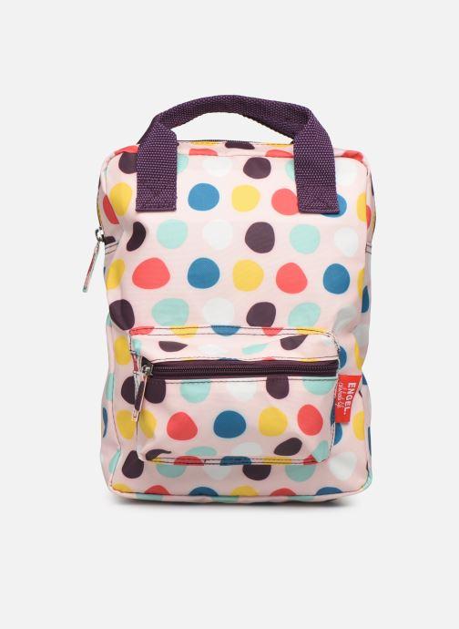 Schooltassen ENGEL. Backpack Small 22*8*28cm Beige detail