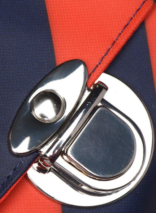 Schooltassen ENGEL. School bag Large 37*14*28cm Blauw links