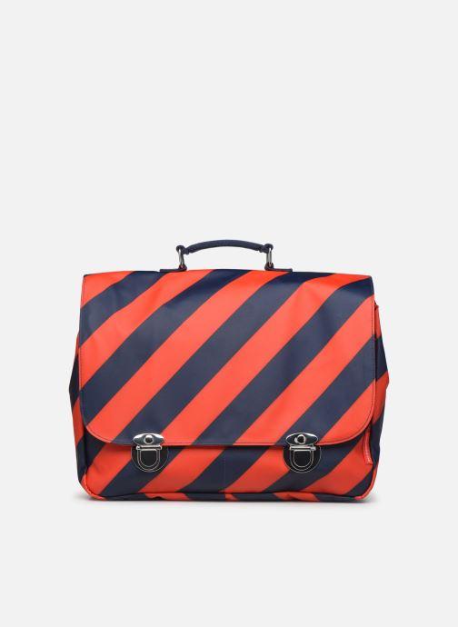 Scolaire ENGEL. School bag Large 37*14*28cm Bleu vue détail/paire