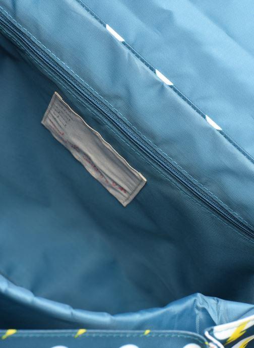 Skoletasker ENGEL. School bag Large 37*14*28cm Grøn se bagfra