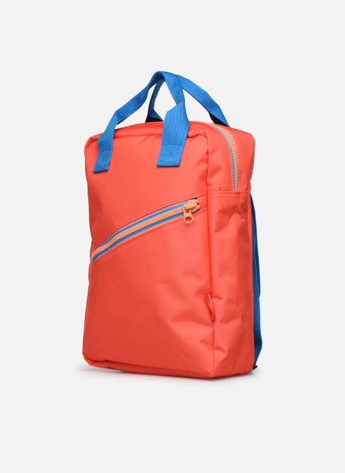 Schooltassen ENGEL. Backpack Large 26*11*35cm Oranje model