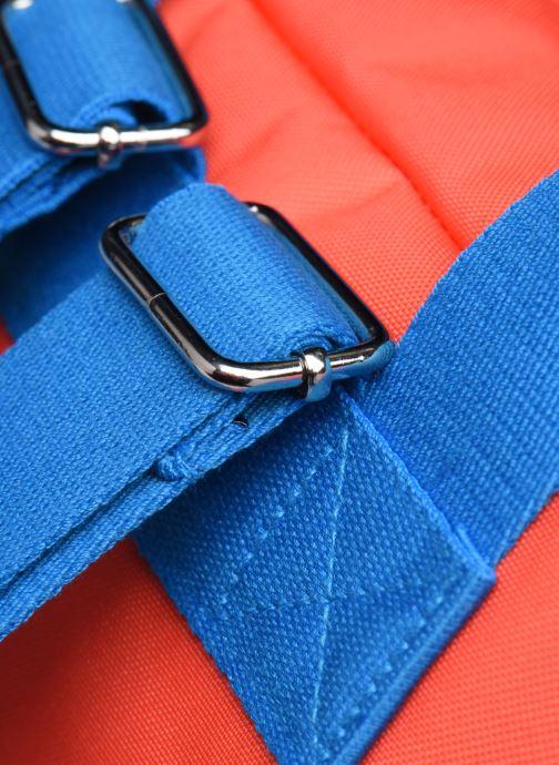 Schooltassen ENGEL. Backpack Large 26*11*35cm Oranje links