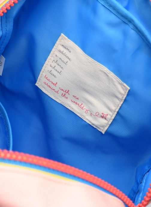 School bags ENGEL. Backpack Large 26*11*35cm Pink back view