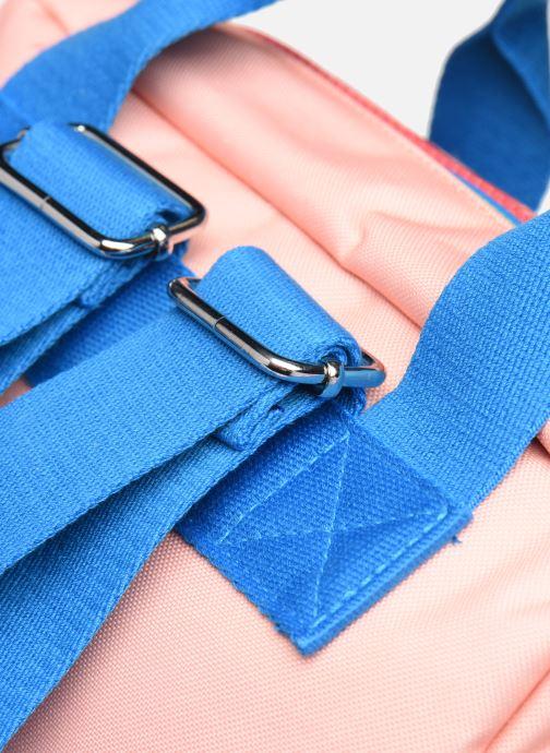 Schulzubehör ENGEL. Backpack Large 26*11*35cm rosa ansicht von links