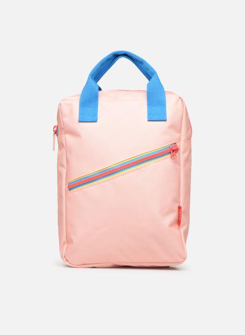 School bags ENGEL. Backpack Large 26*11*35cm Pink detailed view/ Pair view