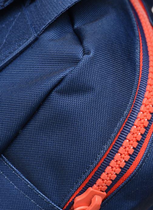 Schooltassen ENGEL. Backpack Large 26*11*35cm Blauw links