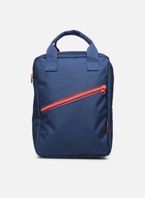 Schooltassen ENGEL. Backpack Large 26*11*35cm Blauw detail