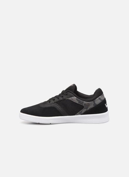 Sneakers Supra Saint Zwart voorkant