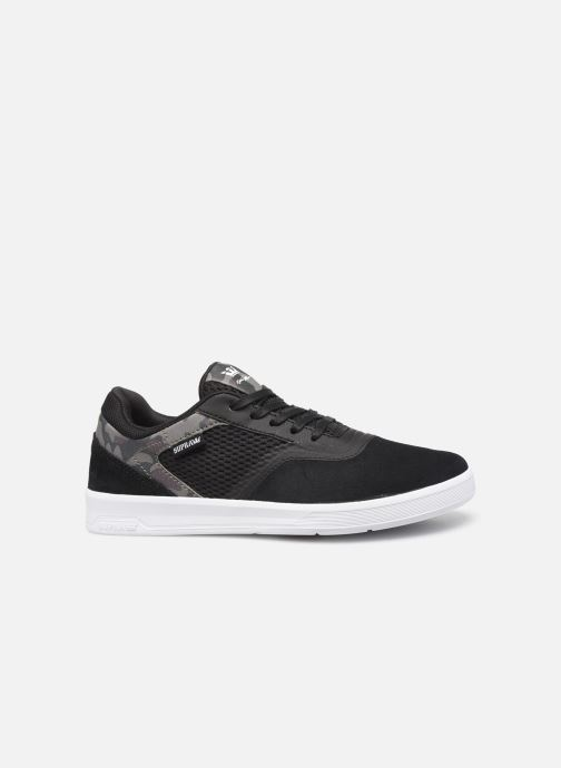 Sneakers Supra Saint Zwart achterkant