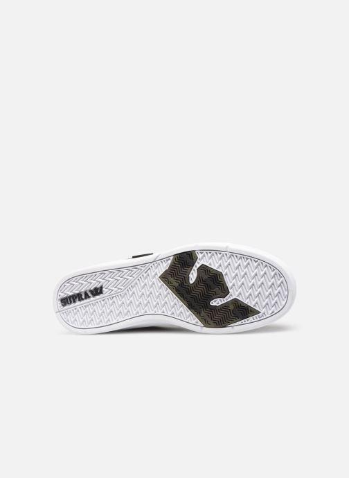 Sneakers Supra Saint Nero immagine dall'alto