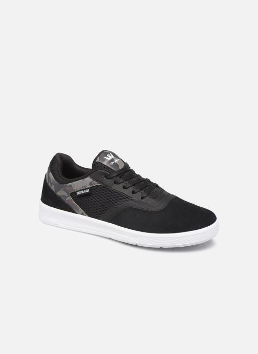 Sneakers Supra Saint Zwart detail