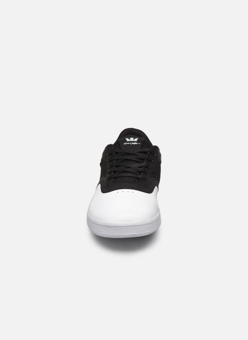 Sneaker Supra Saint schwarz schuhe getragen