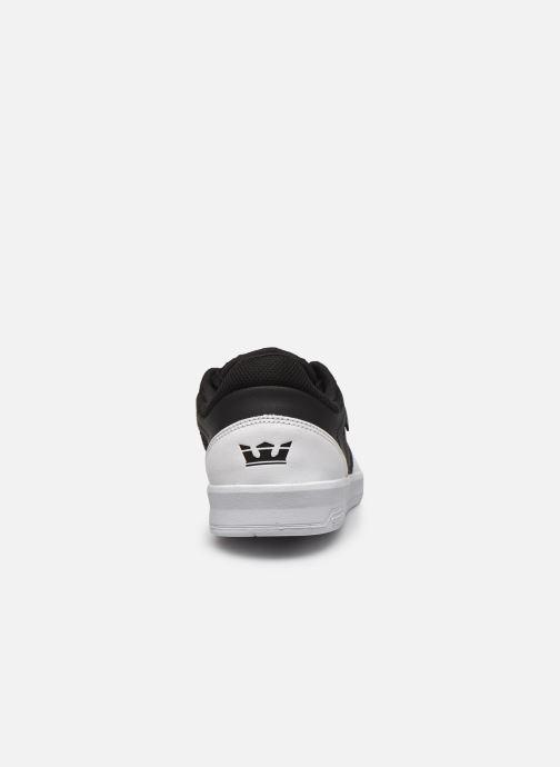 Sneaker Supra Saint schwarz ansicht von rechts