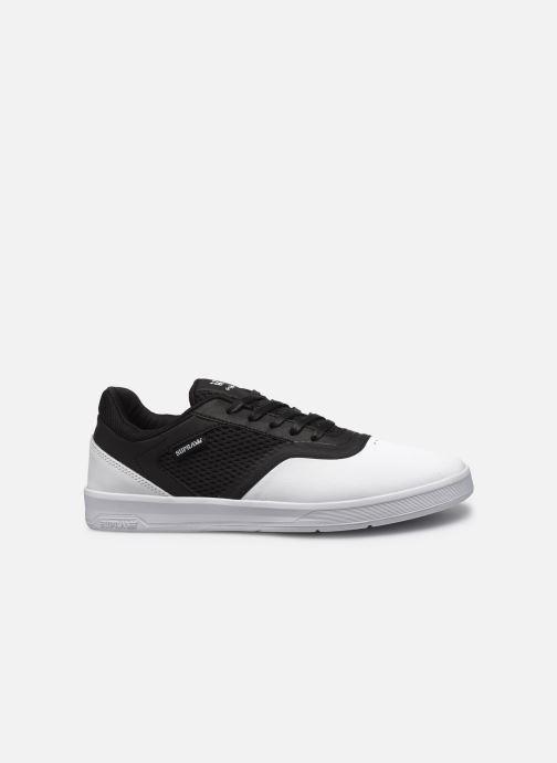 Sneaker Supra Saint schwarz ansicht von hinten