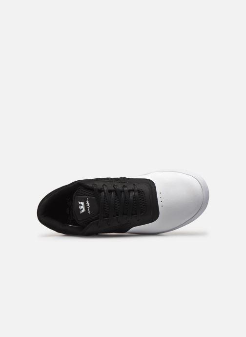 Sneaker Supra Saint schwarz ansicht von links