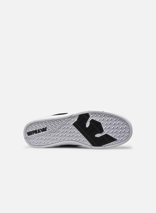 Sneaker Supra Saint schwarz ansicht von oben