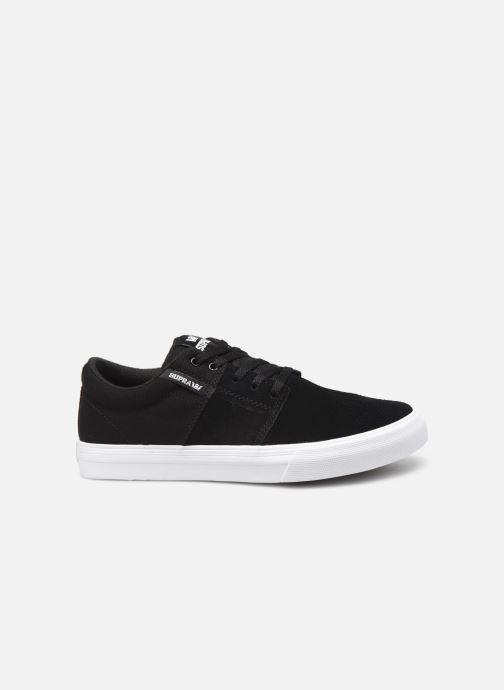 Sneakers Supra Stacks Vulc Ii W Zwart achterkant