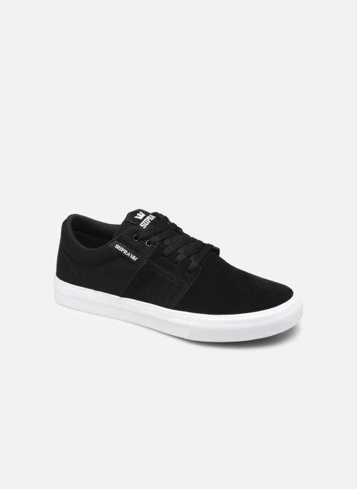 Sneakers Supra Stacks Vulc Ii W Zwart detail