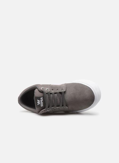 Sneakers Supra Stacks Vulc Ii W Grijs links