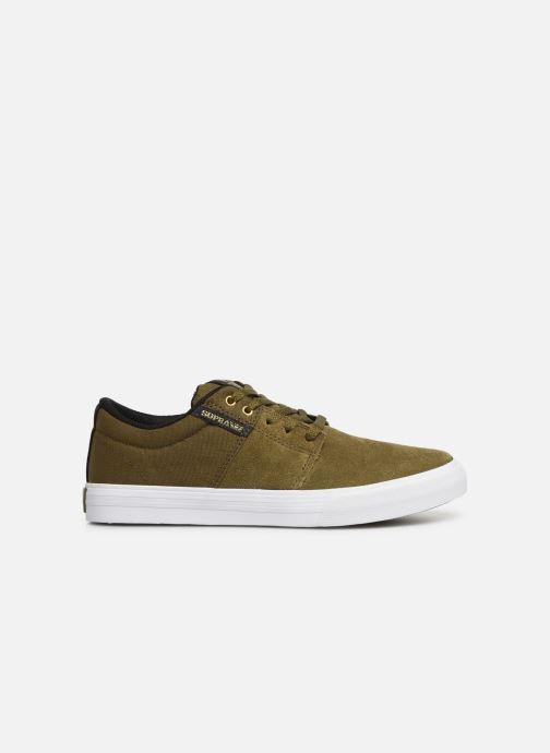 Sneakers Supra Stacks Vulc Ii W Groen achterkant