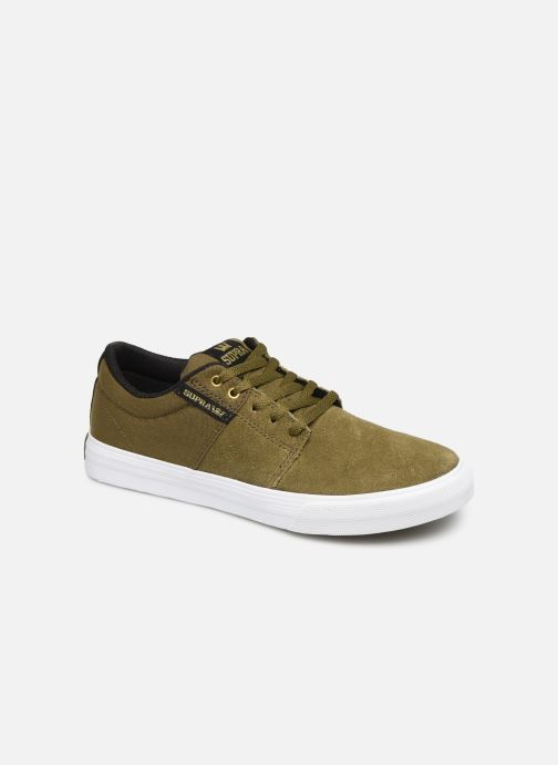 Sneakers Supra Stacks Vulc Ii W Groen detail