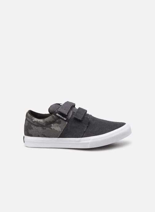 Sneaker Supra Stacks Vulc Ii W grau ansicht von hinten