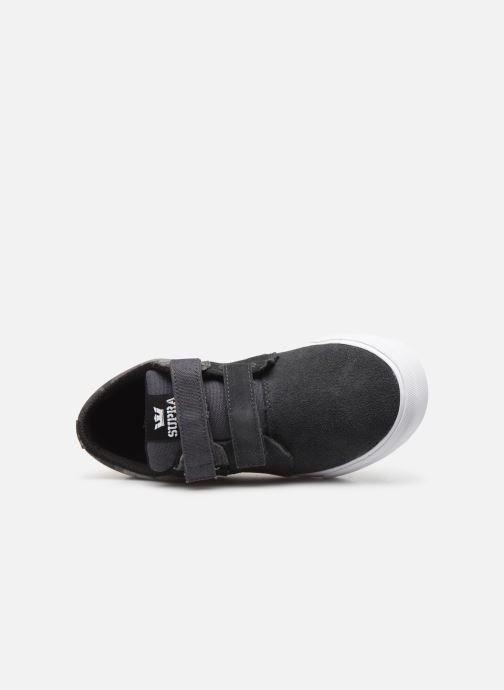 Sneaker Supra Stacks Vulc Ii W grau ansicht von links