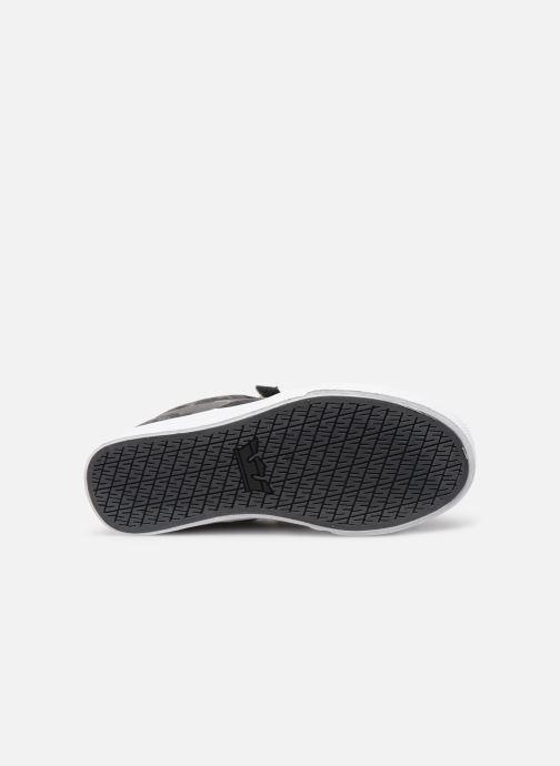 Sneaker Supra Stacks Vulc Ii W grau ansicht von oben