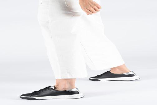 Sneakers Michael Michael Kors Codie Lace Up Zwart onder